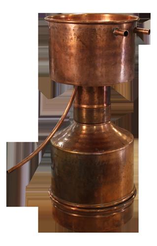 Destille - Straussn Kräutergut - Foto: Alexander Moser - www.alexander-moser.at