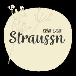 Straussn-Kräutergut Logo Andrea Göschlberger - Design Alexander Moser
